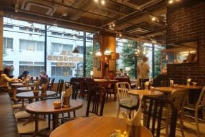 JSBURGERS CAFE 原宿店