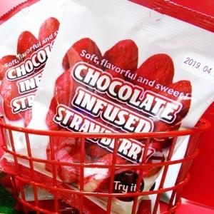 しみこみ いちご チョコレート2