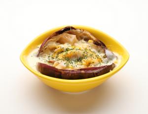 焼きサツマイモ(チーズ)