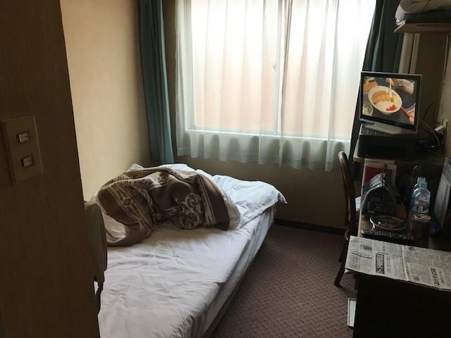 ホテル隔離①