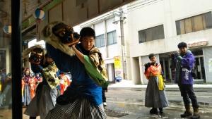 斗内獅子舞②