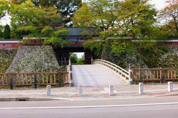 信州・北陸キャンプツーリング2018(高島城)