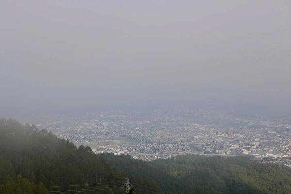 信州・北陸キャンプツーリング2018(杖突峠)
