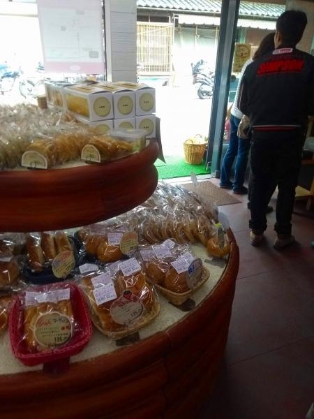 信州・北陸キャンプツーリング2018(つるやパン)