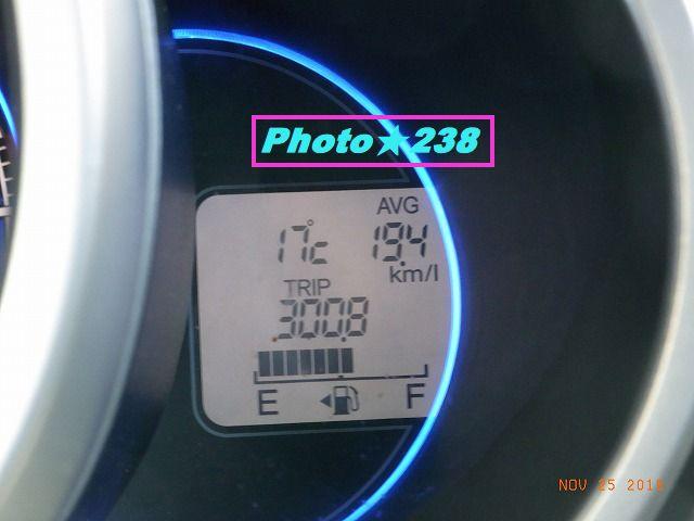 1125到着燃費。