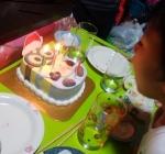 ミリオンケーキ