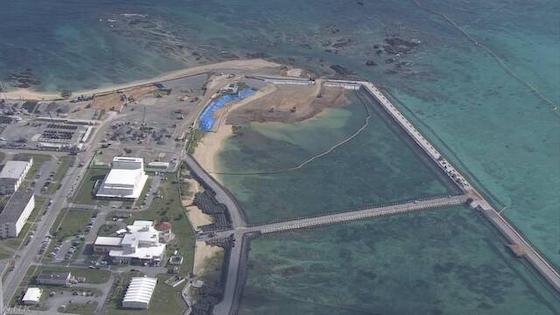 沖縄 辺野古 珊瑚 玉城デニー マッチポンプ
