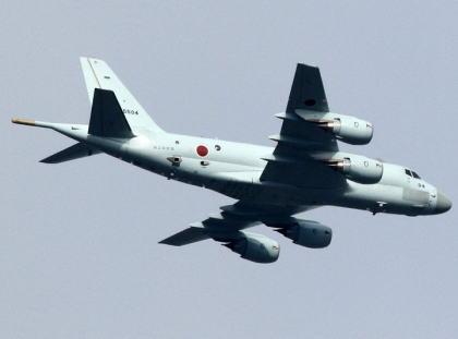韓国軍の駆逐艦、日本海で警戒監視のために飛行していた海上自衛隊のP-1哨戒機に対しレーダー照射 … 岩屋防衛大臣「不測の事態を招きかねない極めて危険な行為」と韓国側に抗議