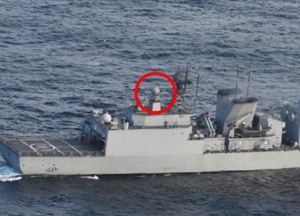 韓国軍関係者「当時気象条件が悪く、波が高くすべてのレーダーを総動員した。射撃統制レーダーについたナビゲーションレーダーの信号が日本の海上自衛隊P1哨戒機に検出されたものだ」
