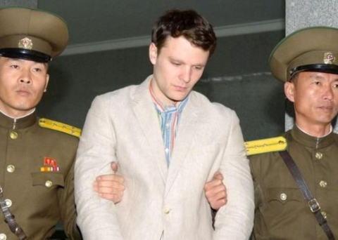 米国連邦地裁、北朝鮮に対し500億円の賠償命令 … 北朝鮮で拘束され帰国直後に死亡した米国人大学生オットー・ワームビア氏の遺族が北朝鮮政府に賠償を求めた訴訟