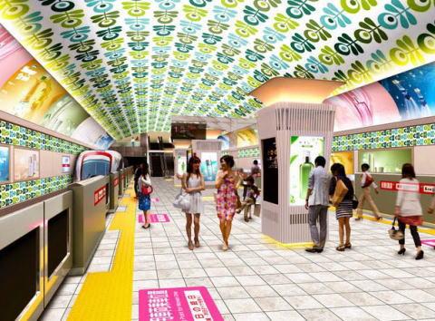大阪メトロ、15駅の大改装計画を発表→ 非難囂々 「コレはあかん。絶対ダメ」「レトロでかわいい大阪の地下鉄の駅を変なデザインにしないでください」