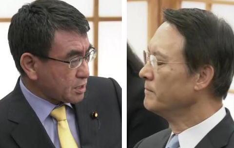 日本政府、韓国政府に対し1965年の日韓請求権協定に基づく紛争仲裁協議開催の返答期限を、協定に則り30日以内に出すよう要求
