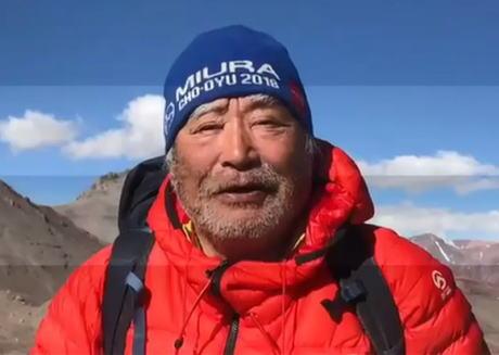 南米大陸最高峰のアコンカグア(6961m)登頂とスキー滑降をめざしていた三浦雄一郎さん(86)、登頂を断念して下山 … チームドクターが難しいと判断し、三浦さんもそれを受け入れる
