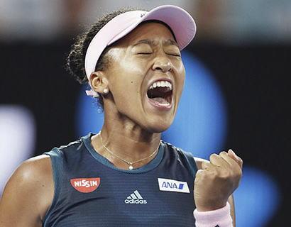 テニスの四大大会・全豪オープン、大坂なおみ(21)が去年の全米オープンに続き初優勝 … 世界ランキングが男女を通じてシングルスでアジア初の1位に