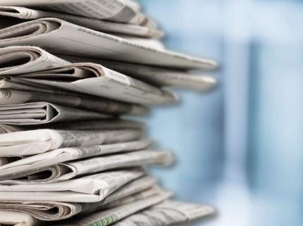 """日本の「6大新聞」を擬人化、朝日新聞は""""高級な背広を着たプライド高めのおじさん""""、産経新聞は""""いつも小言を言っている和服のおじさん""""、毎日新聞は・・・、日本経済新聞は・・・"""