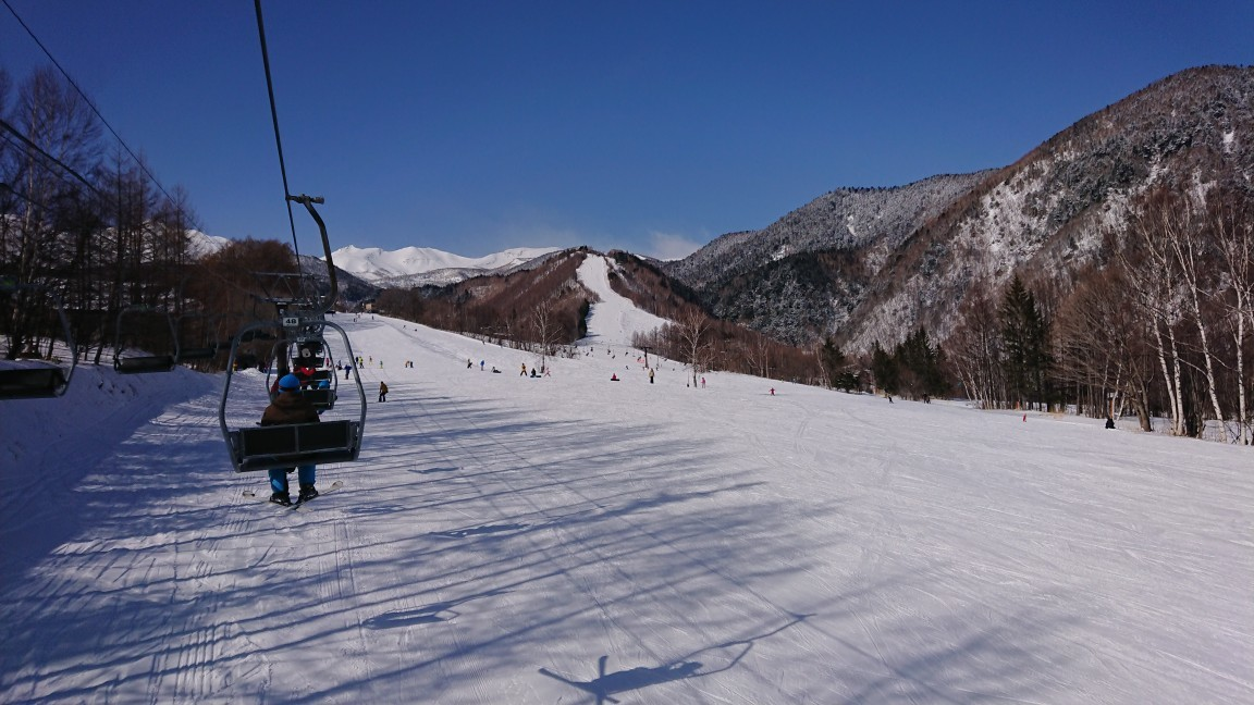 2019 スキー1