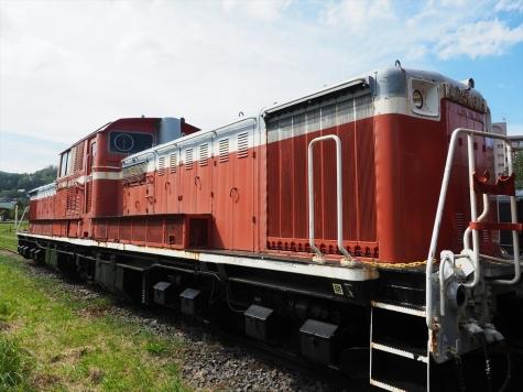 ディーゼル機関車 DD51 615【小樽市総合博物館】