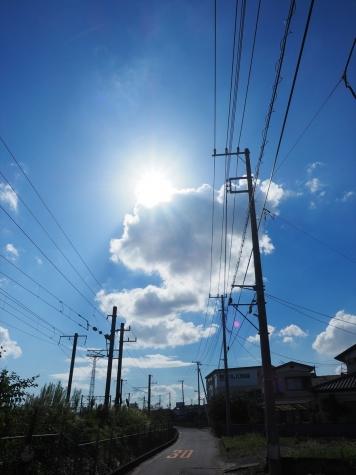 JR常磐線 土浦運輸区付近
