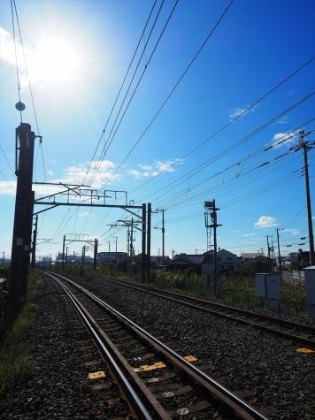 JR常磐線 第一浅間下踏切