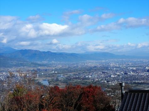 長野市方向