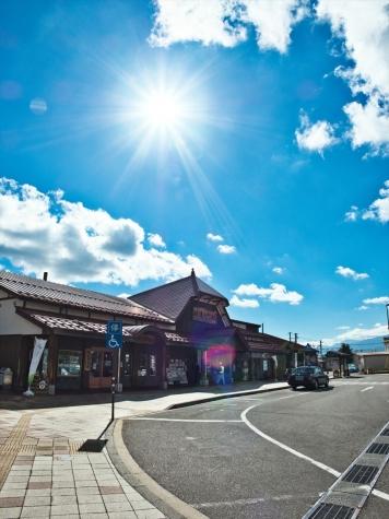 JR 大糸線 信濃大町駅