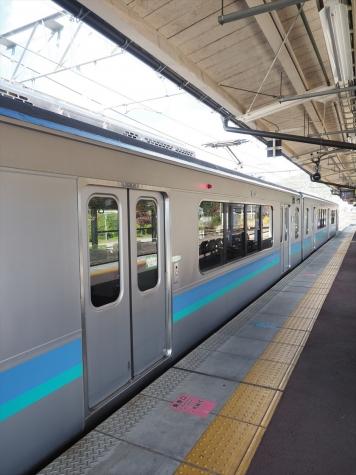 JR 大糸線 127系100番台【信濃大町駅】