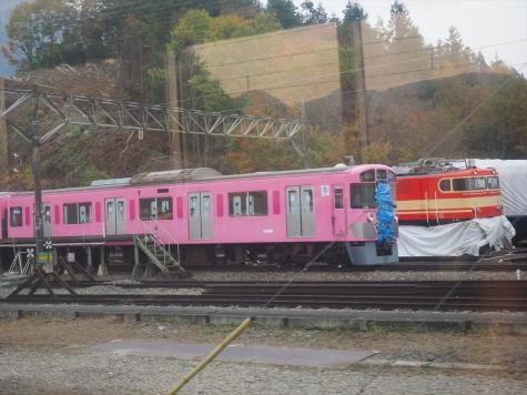 西武鉄道 9000系 電車 9101F&E851形電気機関車【横瀬車両基地】