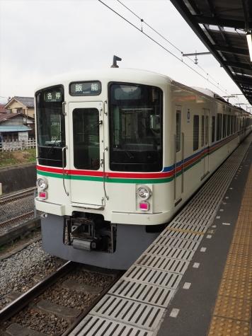 西武鉄道 西武秩父線 4000系 電車【西武秩父駅】