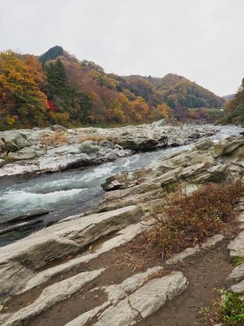 小滝の瀬【長瀞渓谷】