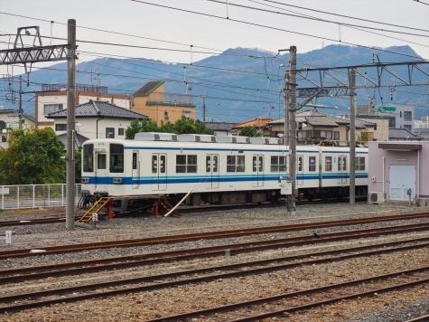 東武鉄道 寄居駅