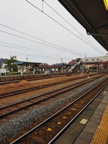 JR 八高線 5・6番線ホーム
