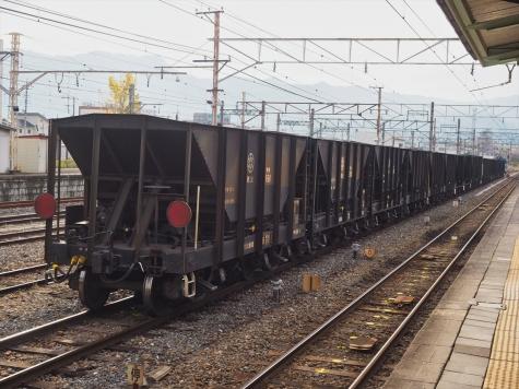 秩父鉄道 ヲキ100形 貨車【寄居駅】