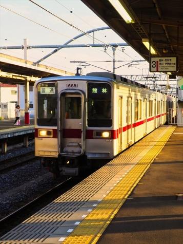東武伊勢崎線 羽生駅