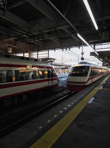 東武鉄道 館林駅