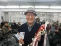 12月優勝者・岩崎氏