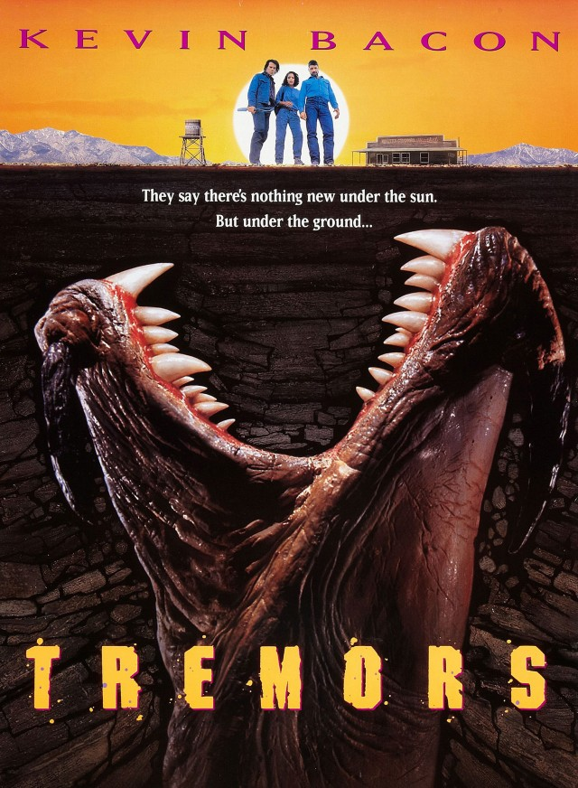 "ON AIR#4292 ""TREMORS(1989)"""