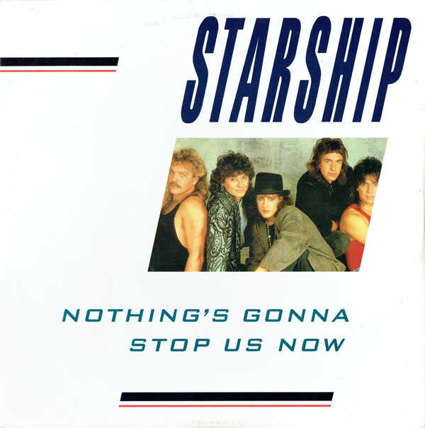 "ON AIR#4212 ""Nothing's Gonna Stop Us Now/Starship"""