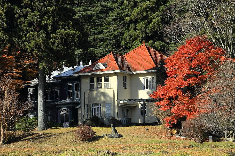 ブログ 紅葉の山形別荘.jpg