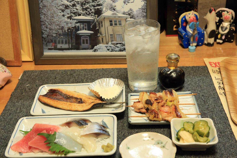 ブログ 山形別荘と夕食.jpg