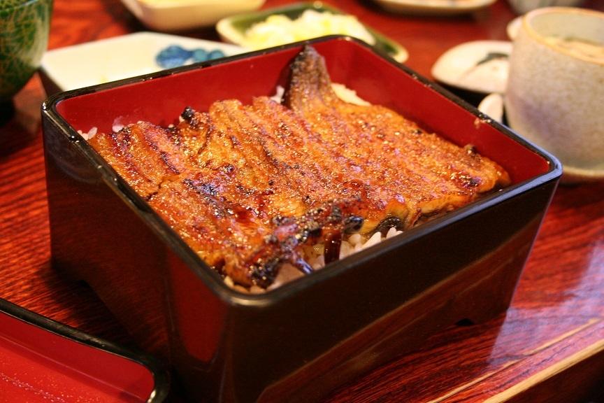 会津の鰻、ちょっと甘めのタレだねぇ.jpg