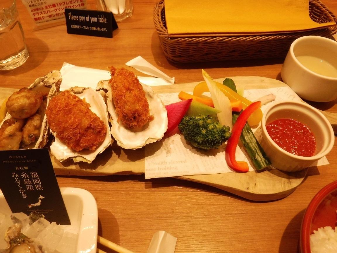 ブログ ランチセットの牡蠣料理.jpg