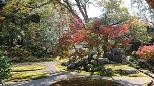 三宝院の庭園その2