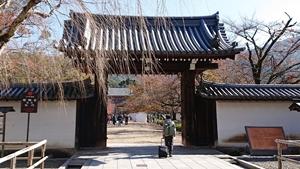 醍醐寺入口