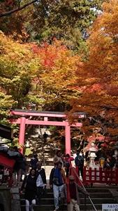 談山神社の入り口