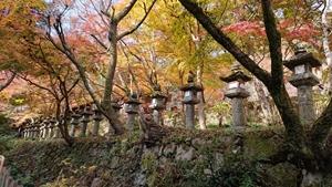 談山神社の灯籠