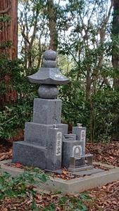 藤原鎌足の墓?