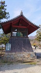 日本最古の梵鐘