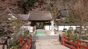 室生寺入り口
