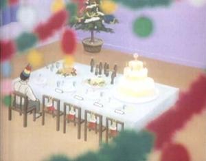 星飛雄馬のクリスマス