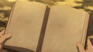 空白の運命の書